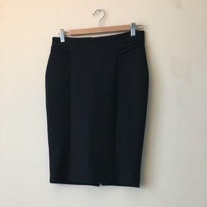 ZARA Stretch Pencil Skirt